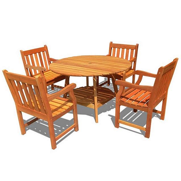 Sets Teak Patio Furniture